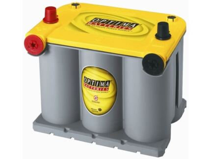 OPTIMA BATTERY YELLOW TOP 75/25 Welshpool Canning Area Preview