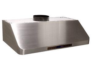 Undercabinet 900 CFM range hood -NEW - 30
