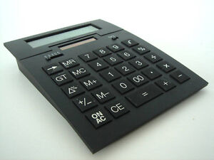 LEXON Calculator - Black