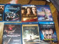 Blu-ray 8 $