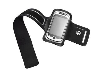 T-mobile Original Arm Band Case Pouch For Htc Mytouch 3g Slide / Espresso Black