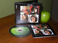 CD LET IT BE THE BEATLES REMASTERED