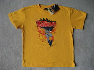 BRAND NEW Batman T-Shirt - Size 6x