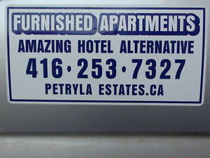 Affordable 1, 2, & 3 Bedroom Holiday Apartments in Toronto