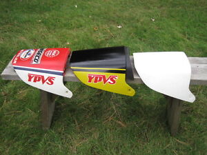 RZ500 YAMAHA SOLO SEAT COVER AND TAIL LIGHT COVERS Windsor Region Ontario image 1