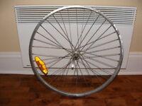 """Roue de vélo 26"""" Exage HB-RM50 Alesa 421 Alloy avec Quick Releas"""