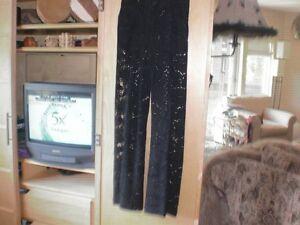 DKNY Lace Jeans