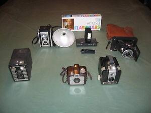 Cameras collection Gatineau Ottawa / Gatineau Area image 1