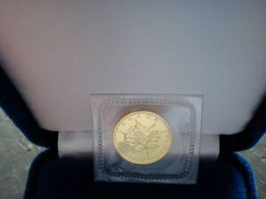 CANADIAN 2 DOLLAR GOLD PIECE Kitchener / Waterloo Kitchener Area image 1