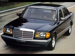 MERCEDES BENZ W126 WORKSHOP REPAIR SERVICE MANUAL