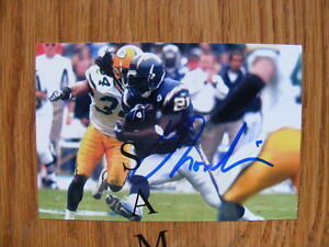 """FS: LaDainian Tomlinson (San Diego Chargers) """"Autographed"""" 4x6 P"""