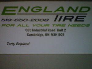 NEW 205/55R16 GREAT VALUE!!!!!!!!!!!!!!!!!!!!!!!!! Cambridge Kitchener Area image 1