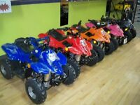 SPECIAL VTT ATV 110CC JUNIOR SPORT $649.99! MINI MOTO DEPOT