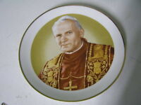 Pope John Paul ll Collector's Plate