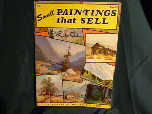 Small paintings that sell by lola ades 1985 great art book for Small paintings that sell