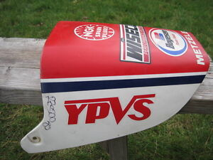 RZ500 YAMAHA SOLO SEAT COVER AND TAIL LIGHT COVERS Windsor Region Ontario image 7