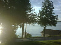 Beautiful Cottage For Rent On Sturgeon Lake (Cable TV/Internet)