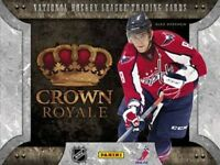 2011-12 Panini Crown Royale Hockey Box