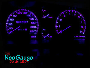ZPE  Purple Dash LED kit - Suits Pulsar N12 N13 & N14