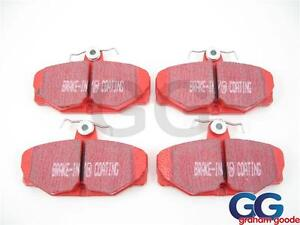 Ford Sierra Cosworth 2wd 4wd Rear Brake Pads EBC Redstuff Ceramic Uprate DP3617c
