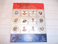 NHL Hall of Fame Player Stamps from Canada Post