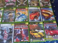 Jeux Xbox 10$ chaque