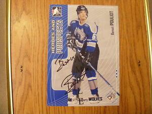 FS: 2005-06 OHL (Ontario Hockey League) Autographed Photos London Ontario image 2