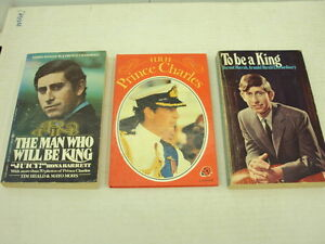 Prince Charles Books,History Royals
