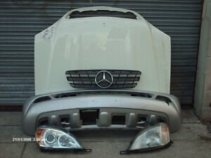 """FRONT END""  for MERCEDES ""ML -class"" (W163)"