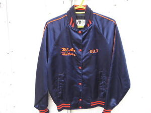 Vintage '80's Radio Station Jacket (L)