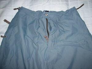 GAP size small (29-31) winter pants - blue Kitchener / Waterloo Kitchener Area image 2