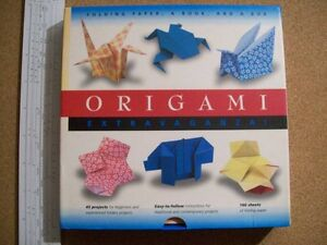 Origami-Tout Faire Avec Du Papier City of Montréal Greater Montréal image 1