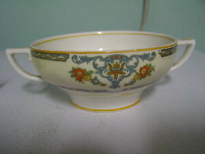 Antique two handled cup