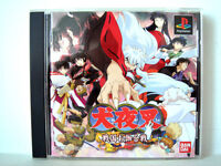 Playstation Game - Inuyasha: Sengoku Otogi Kassen