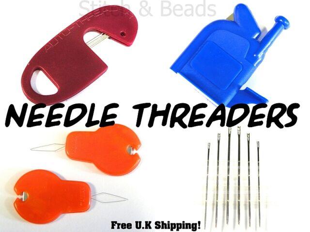 Needle Threader Full Range Choose Type Automatic, Machine Hand Sewing Threading