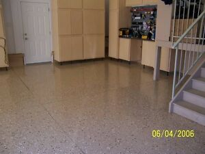 Epoxy Flooring, Acid Stain, Garage, Basements & Driveways Edmonton Edmonton Area image 5