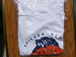"FS: 2009 Budweiser ""Chicago Bears 1946 World Champions"" Retro T- London Ontario image 1"