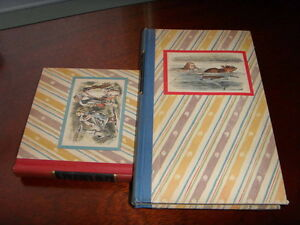 Two Vintage Volumes by Lewis Carroll