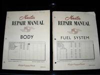 1949-54 FORD MASTER REPAIR MANUALS