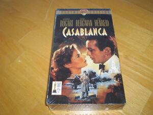NEW CASABLANCA VHS Windsor Region Ontario image 1