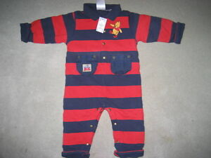 BRAND NEW - WINNIE THE POOH OUTFIT - 12 MOS