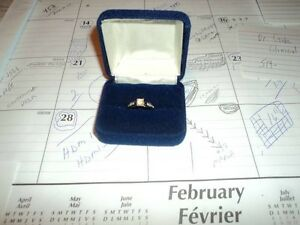 Diamond Ring ---  Custom Made  Engagement /Wedding Windsor Region Ontario image 6