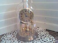 BATTERY ANNIVERSARY CLOCK