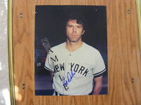 FS: Pat Dobson (New York Yankees) 8x10 Autographed Photo