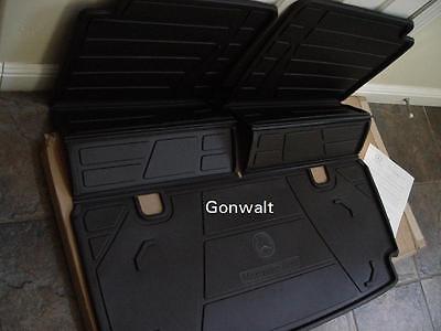 Mercedes Benz Foldable Trunk Cargo Area Tray GL Class X164 X166 Genuine OEM