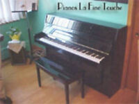 Locations de pianos neuf et usagers