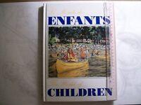 28 artistes Peintres-Le monde des Enfants-The World of Children