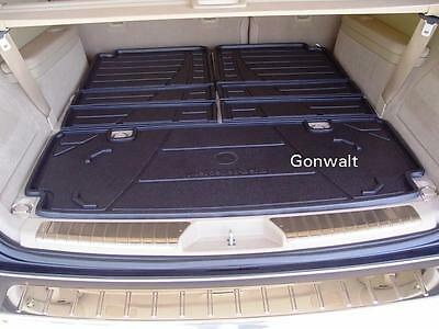 Mercedes Benz Cargo Tray Mat Liner Protector GL320 GL450 GL550 X164 Genuine