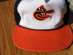 "FS: ""Baltimore Orioles"" Baseball Caps (never worn) London Ontario image 6"