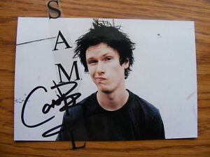 "FS: Cone McCaslin (Sum 41) ""Autographed"" 4x6 Photo"